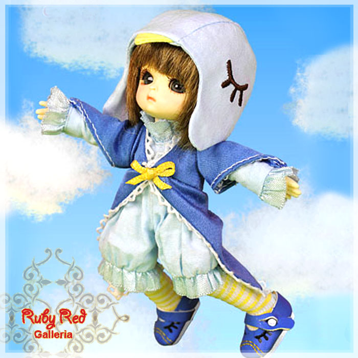 CC0008B Fly to the Sky (no wig) - Cloth Set