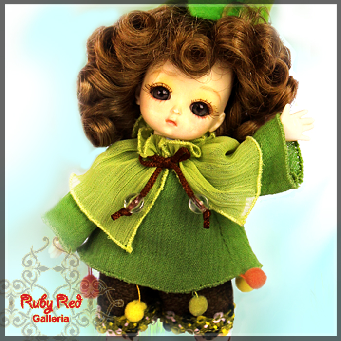 CC0009B Foster (no wig) - Cloth Set