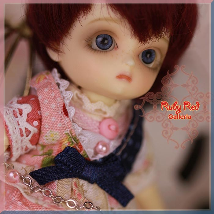 CC0014B My Sweet Heart (no wig) - Cloth Set