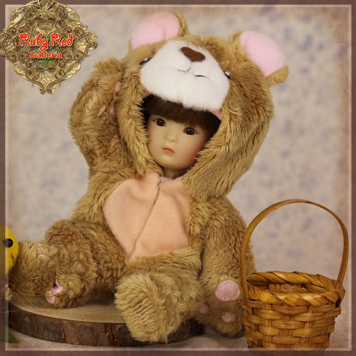HC0031A Yu Ping Animal Costume – Brown Bear