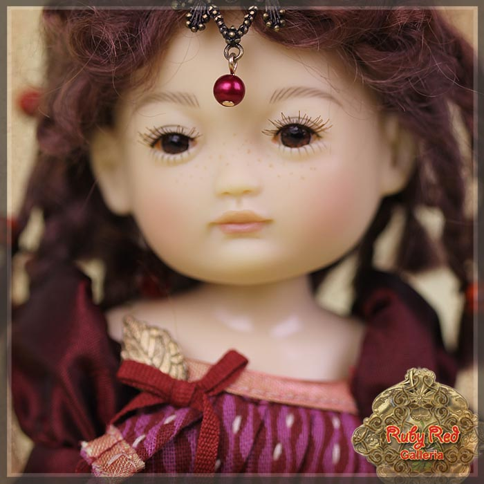 JA0007A Five Element Doll – Fo (Fire)