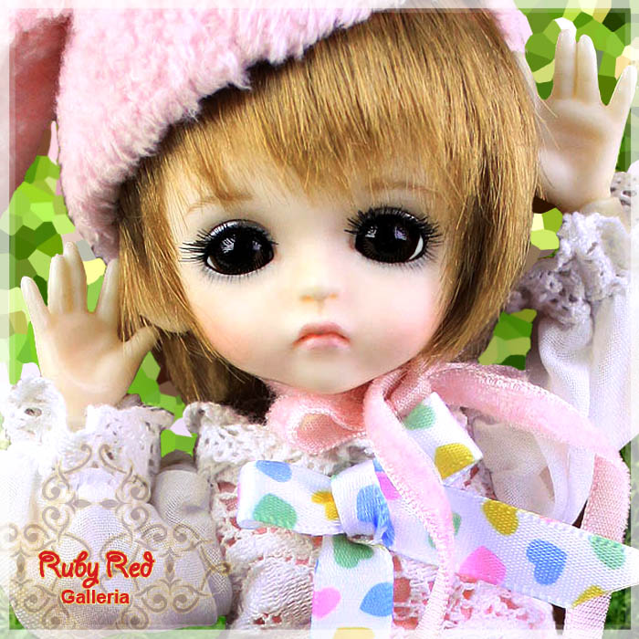 SA0008B Lati Yellow SP in the Wonderland (without Wig)
