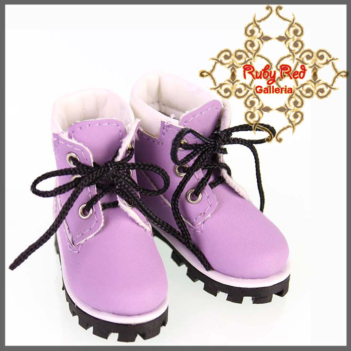 WH0031A Purple Boots