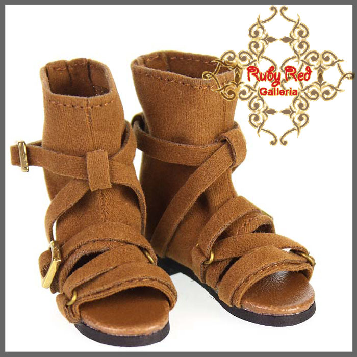 WH0034A Brown Sandals